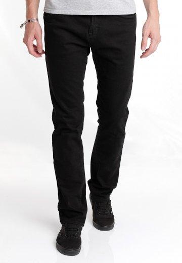 5f1a572864 Vans - V76 Skinny Overdye Black - Jeans - Impericon.com UK