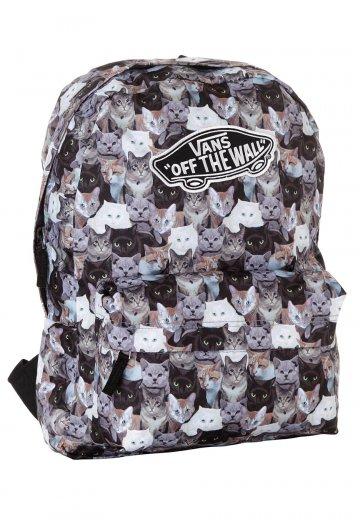 b411895836 Vans - Vans X ASPCA Realm Cats - Backpack - Impericon.com UK