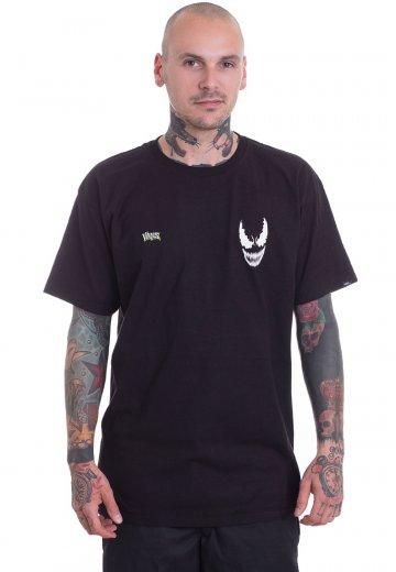 Vans x Marvel - Vans x Marvel Venom Black - T-Shirt