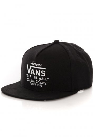 91d19467 Vans - Wabash Black - Cap - Impericon.com UK