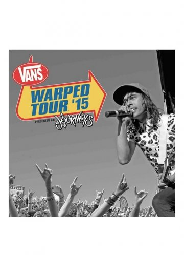 Various Artists - Warped 2015 Tour Compilation - 2 CD