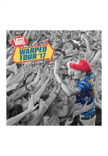 Various Artists - Warped 2017 Tour Compilation - 2 CD