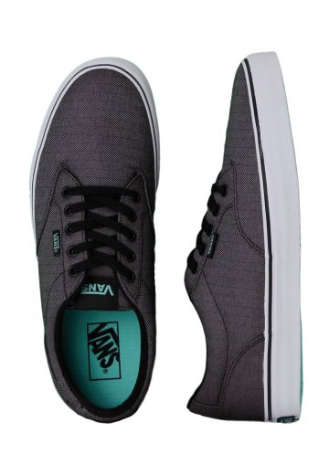 99ea2d9bef68 Vans - Winston Grey Black - Shoes - Impericon.com UK