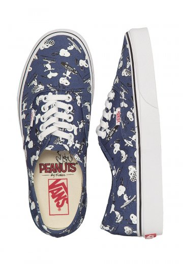 vans x peanuts authentic schoenen