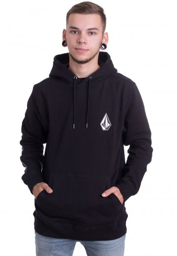 new list incredible prices cheap Volcom - Deadly Stone Black - Hoodie - Streetwear Shop - Impericon ...