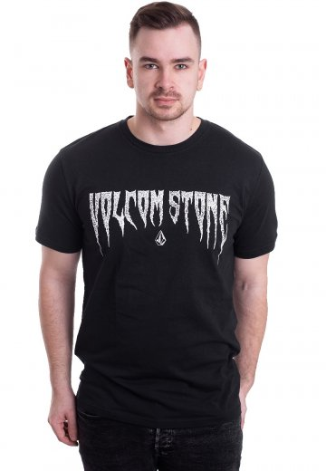 Volcom - Devils Brew BSC Black - T-Shirt