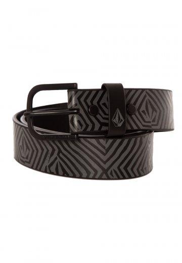 Volcom - Empty PU Black - Belt
