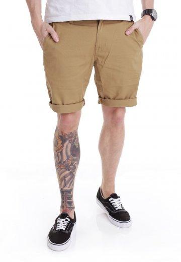 fabcf5fafac Volcom - Frickin Modern Stretch Dark Khaki - Shorts - Streetwear Shop -  Impericon.com Worldwide