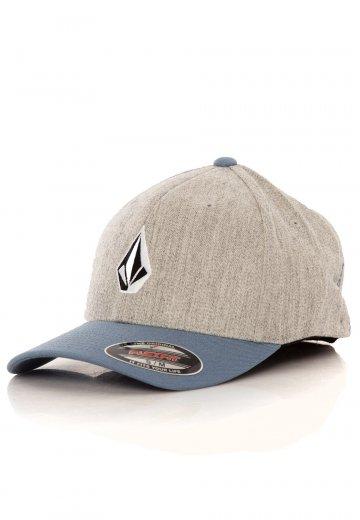 Volcom - Full Stone XFIT Vintage Blue - Cap