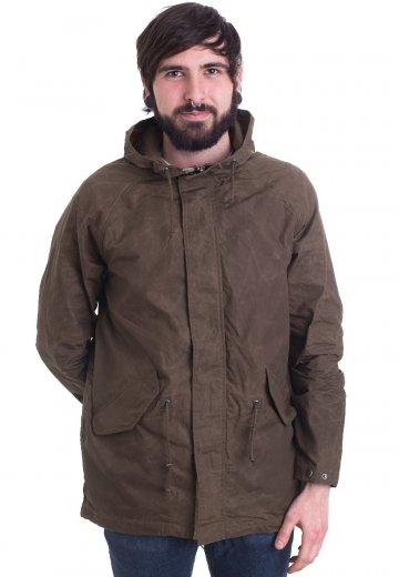 Volcom - Lane Parka Seewead Green - Jacket