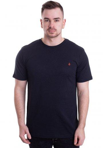 Volcom - Stone Blank BSC Black - T-Shirt