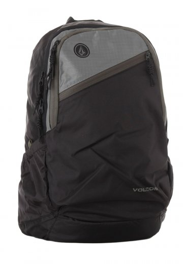 b06d4abc0 Volcom - Substrate Black Combo - Backpack - Streetwear Shop - Impericon.com  US