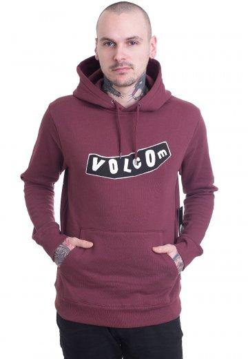 Volcom - Supply Stone Crimson - Hoodie