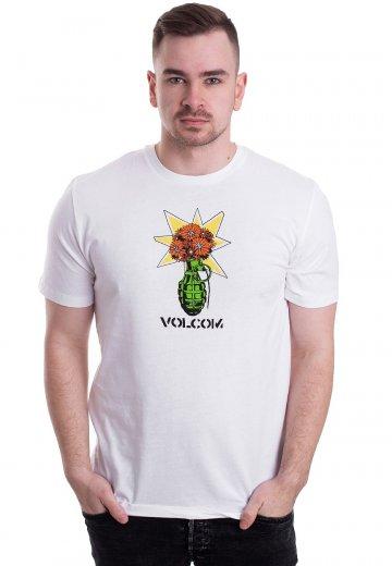 Volcom - Volcom Grenade LTW White - T-Shirt