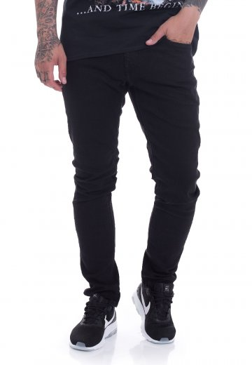 Volcom - Vorta Tapered Blackout - Jeans