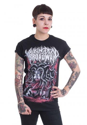 Walking Dead On Broadway - Medusa - T-Shirt