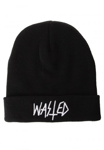 7ccf24900f9 Wasted - Regular - Beanie - Streetwear Shop - Impericon.com US