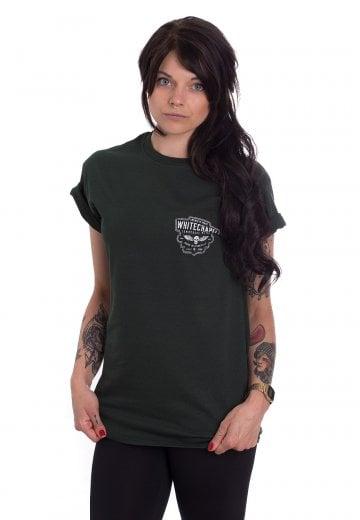 Whitechapel - Black Label Forest Green - T-Shirt
