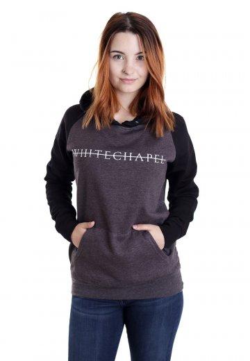 Whitechapel - Psychle Charcoal/Black - Hoodie