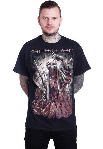 Whitechapel - The Dying Orthodox - T-Shirt