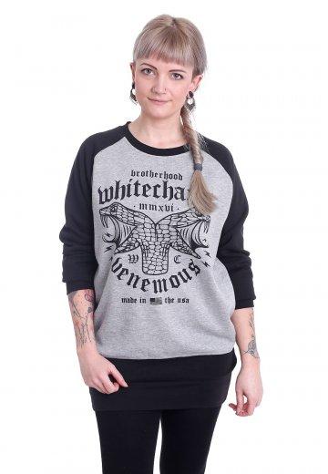 Whitechapel - Venemous Sportsgrey/Black - Sweater