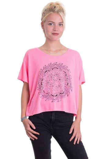 Whitechapel - Zen Crop Neon Pink - Girly