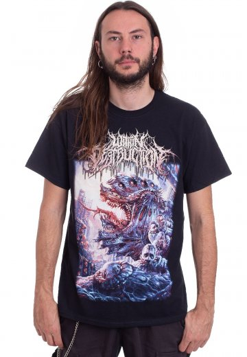 Within Destruction - Deathwish Cover - T-Shirt