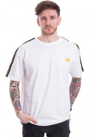Wu-Tang Clan - Sidetape White - T-Shirt