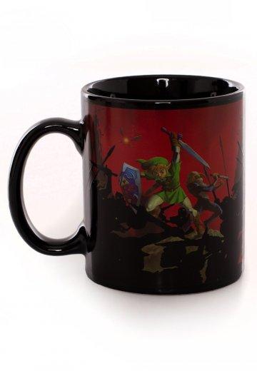 The Legend Of Zelda - Battle Heat Change - Mug
