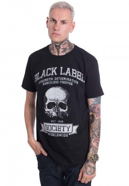 Official Black Label Society Worldwide T-Shirt Unisex Heavy Metal Music Band Mer