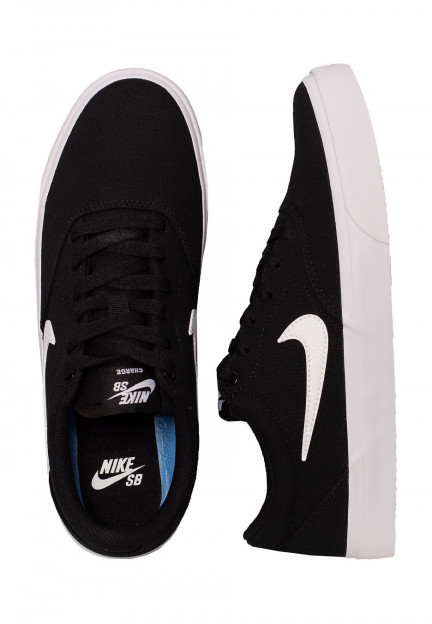 Nike - SB Charge Solar Black/White - Chaussures - Impericon.com FR