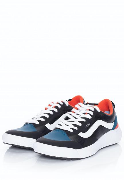 Vans - UltraRange EXO Carbon Black/Electric Orange - Shoes ...