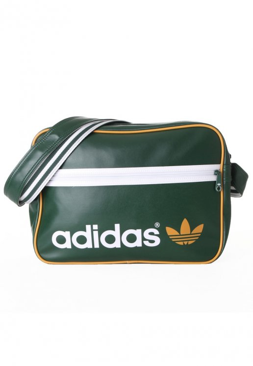 147a380564dd Adidas - AC Airline Dark Green White - Bag - Streetwear Shop -  Impericon.com Worldwide