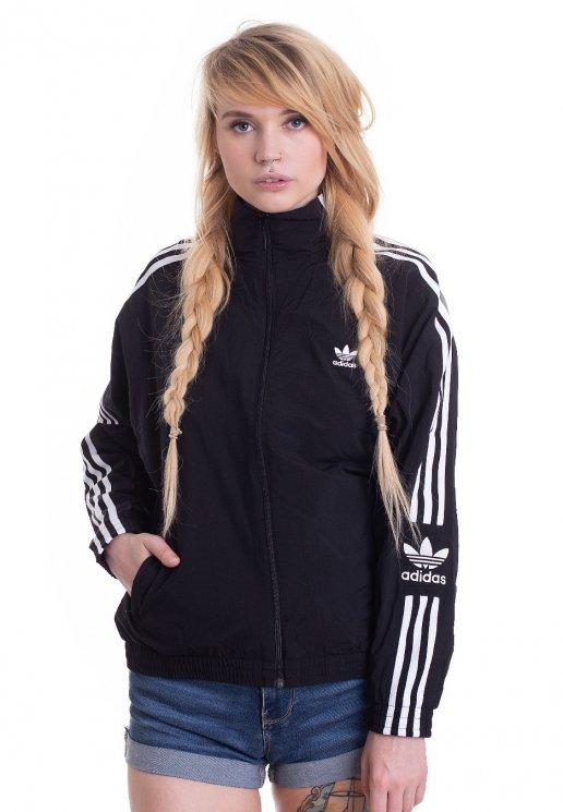 Adidas Lock Up TT Black Track Jacket