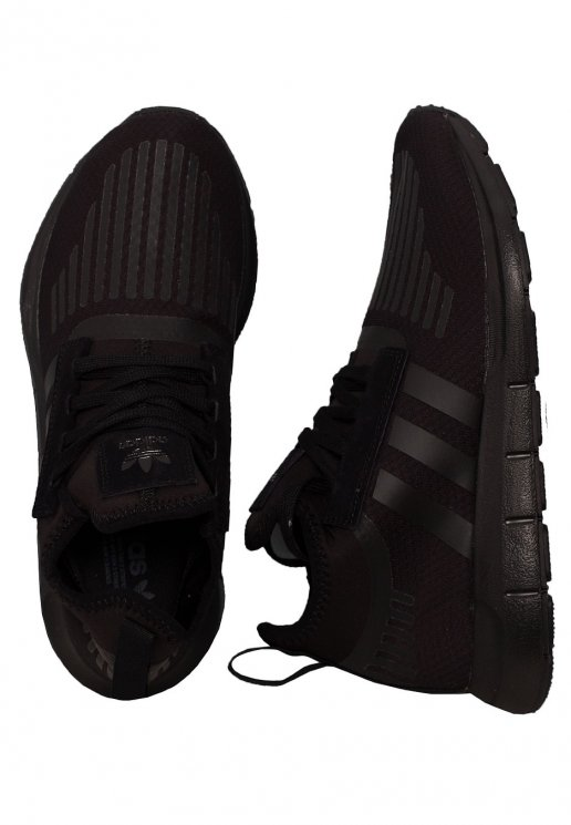 Adidas - Swift Run Barrier Core Black Core Black Core Black - Shoes -  Impericon.com US dd9350b74