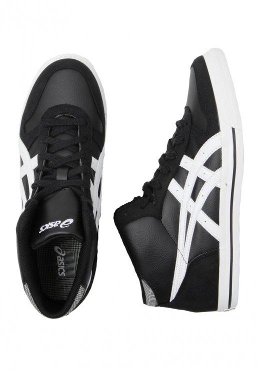 livraison gratuite fec72 3d271 Asics - Aaron MT Black/White - Shoes