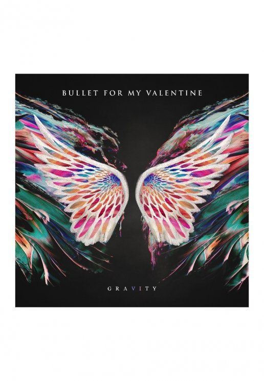 Bullet For My Valentine Gravity Cd Cds Vinyl And Dvds Of Your