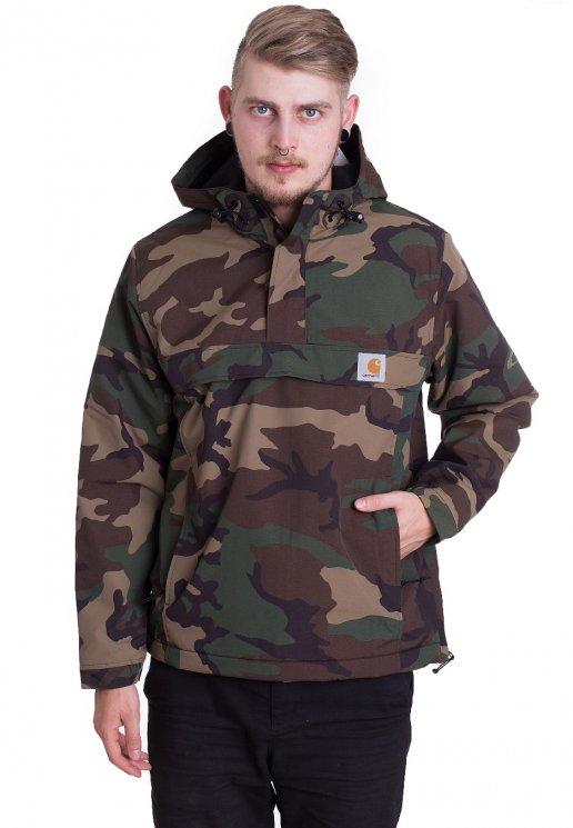 5d3c6515 Carhartt WIP - Nimbus Camo Laurel Winter - Jacket - Streetwear Shop -  Impericon.com AU