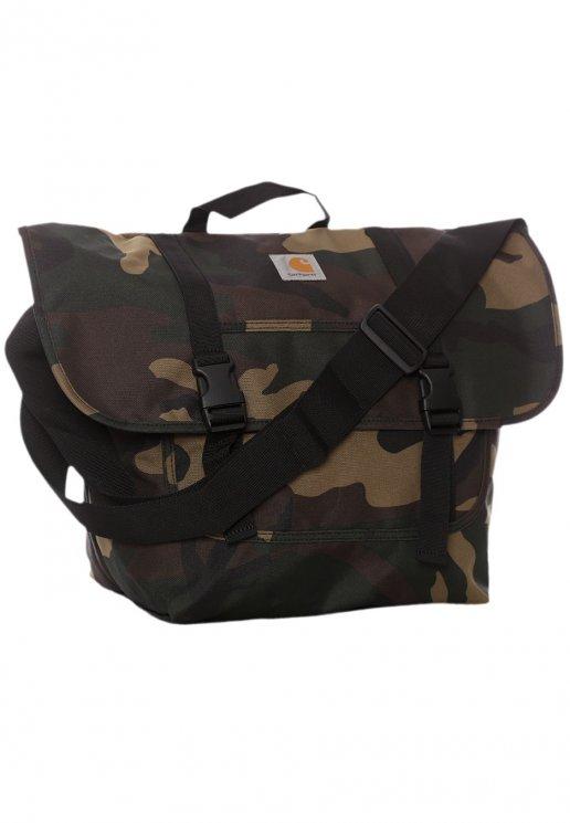 Carhartt Wip Parcel Duck Camo Laurel Bag Streetwear Impericon Us