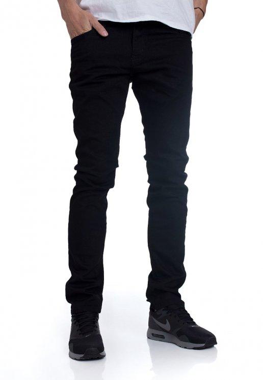 a1679a6c Carhartt WIP - Rebel Towner Black Rigid - Pants - Streetwear Shop -  Impericon.com AU