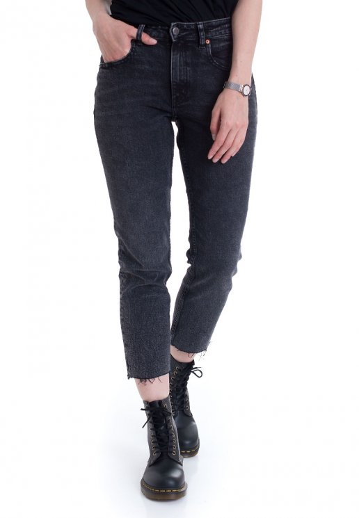 Cheap Monday Revive Black Smoke Jeans