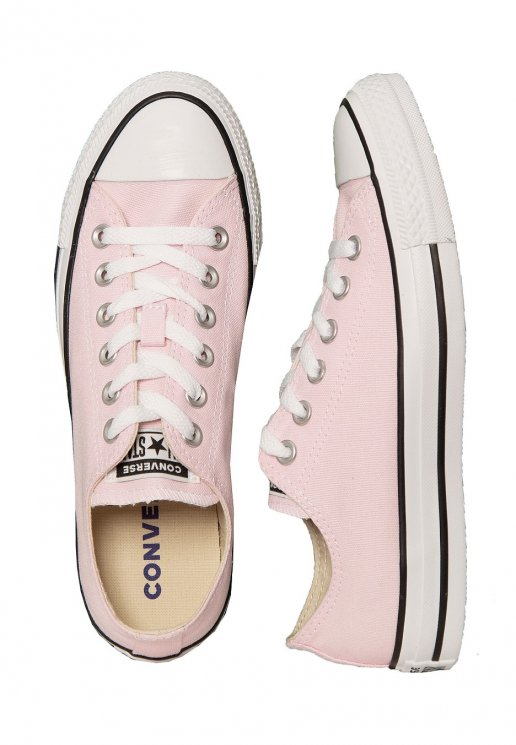 Converse Chuck Taylor All Star Ox Pink Foam Girl Shoes