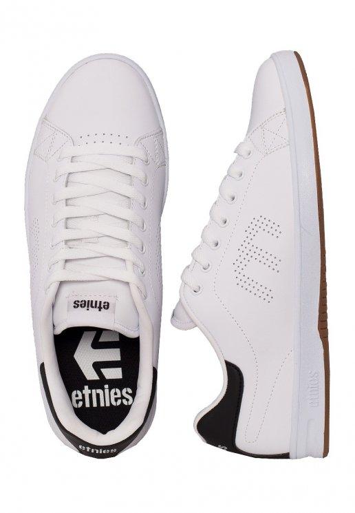 Etnies - Callicut LS White/Black/Gum