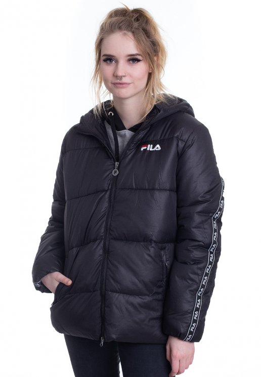Fila Urban Line Shigemi Padded Black Jacket