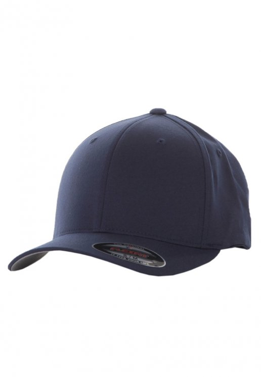 fed9011ff Flexfit - Wooly Combed Navy - Cap - Streetwear Shop - Impericon.com US