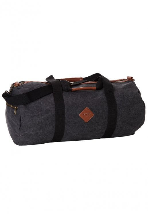 Globe - Townsend Duffel Vintage Black - Bag - Streetwear Shop - Impericon.com  Worldwide c12a9cfa1bf2e