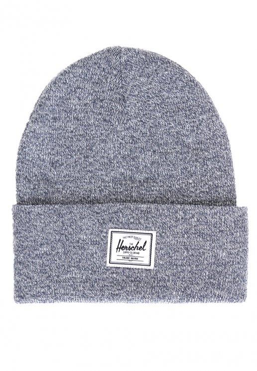 Herschel - Elmer Heathered Grey - Beanie - Streetwear Shop - Impericon.com  AU 9ee419ad3edf