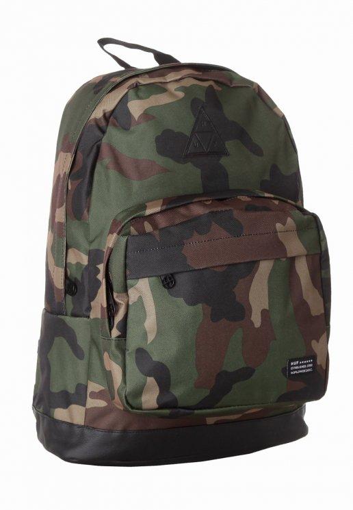 9ff618dd08eb HUF - FA14 Woodland Camo - Backpack - Streetwear Shop - Impericon.com US