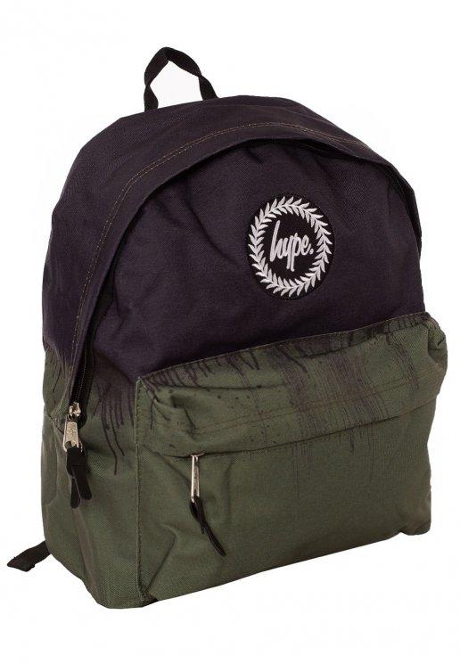 6c5d31a25b HYPE. - Drips Black Khaki - Backpack - Streetwear Shop - Impericon.com  Worldwide