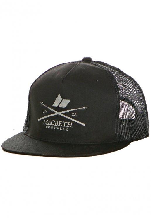 Macbeth - Trucker - Cap - Impericon.com UK 9c42f161443
